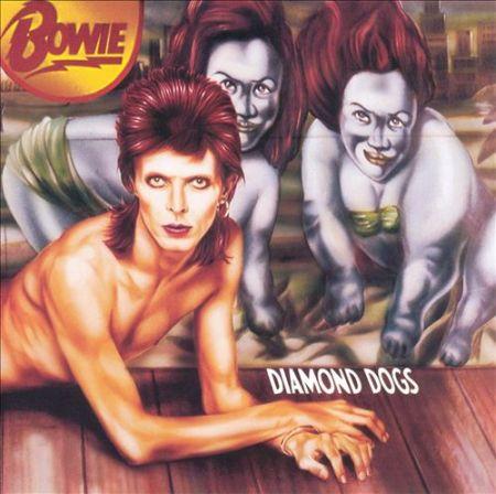 David Bowie - Diamond_Dogs