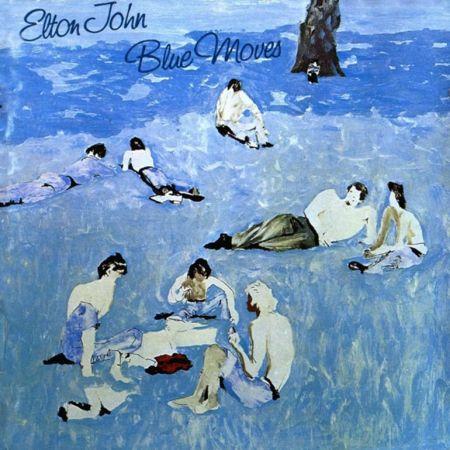 Elton John - Blue Moves