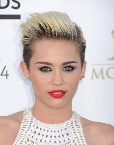 MileyCyrusshorthair11