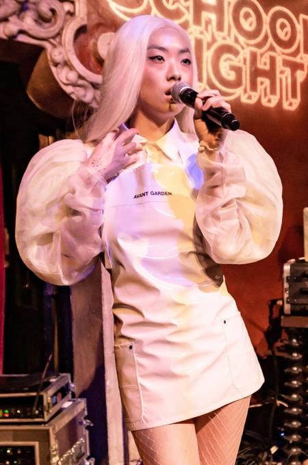 Rina Sawayama at School Night at Bardot